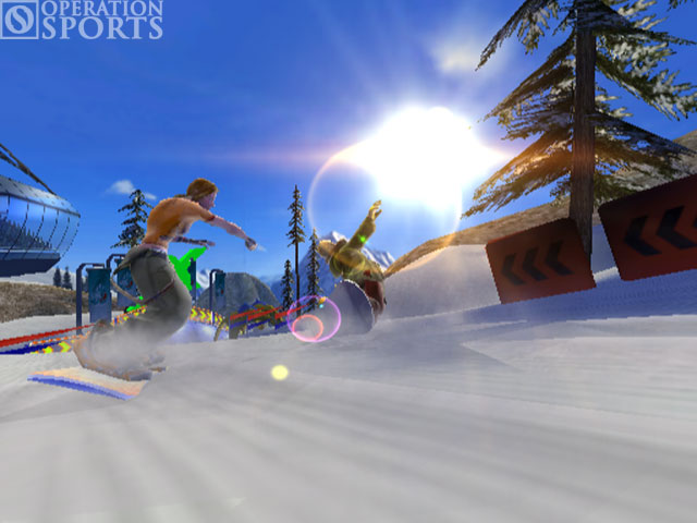 SSX 3 Screenshot #4 for PS2