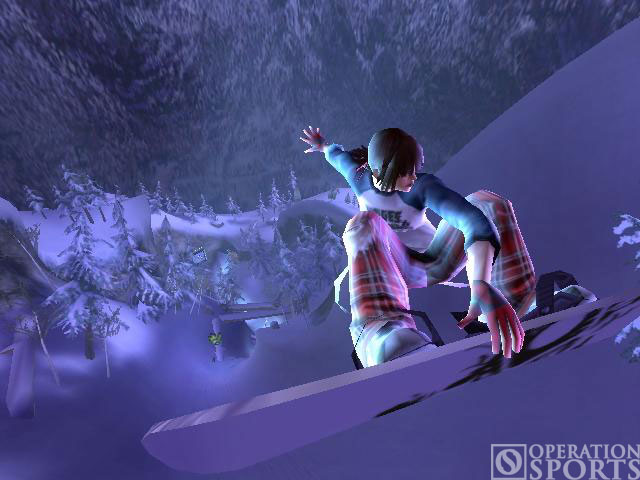 SSX on Tour Screenshot #1 for PSP