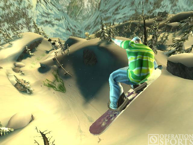 SSX on Tour Screenshot #2 for PSP