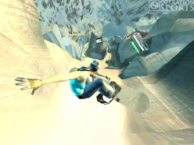 SSX on Tour Screenshot #3 for PSP