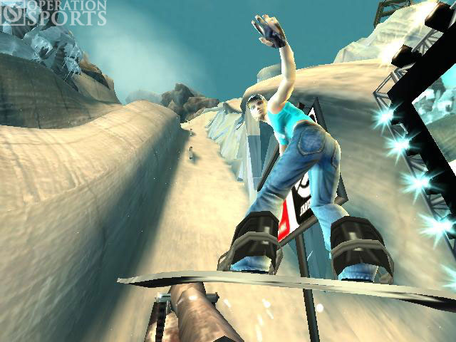SSX on Tour Screenshot #4 for PSP