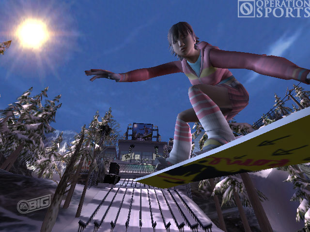 SSX on Tour Screenshot #2 for Xbox