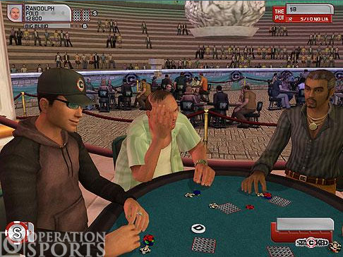 Stacked with Daniel Negreanu Screenshot #4 for PS2