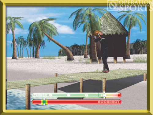 Strike Force Bowling Screenshot #1 for PS2