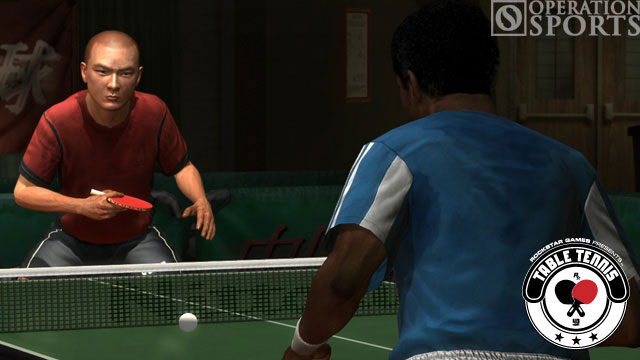 Table Tennis Screenshot #1 for Xbox 360