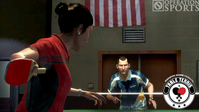 Table Tennis Screenshot #3 for Xbox 360