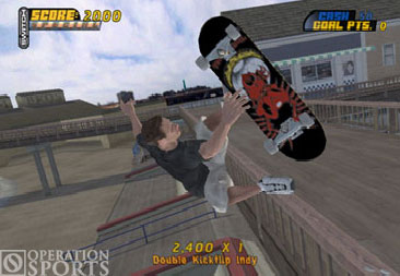 Tony Hawk's Pro Skater 4 Screenshot #1 for Xbox