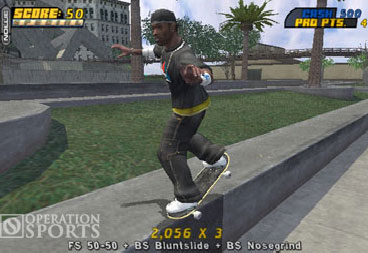Tony Hawk's Pro Skater 4 Screenshot #2 for Xbox