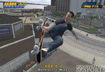 Tony Hawk's Pro Skater 4 Screenshot #3 for Xbox