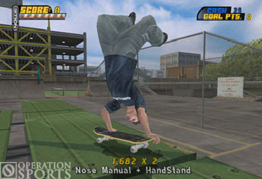Tony Hawk's Pro Skater 4 Screenshot #4 for Xbox