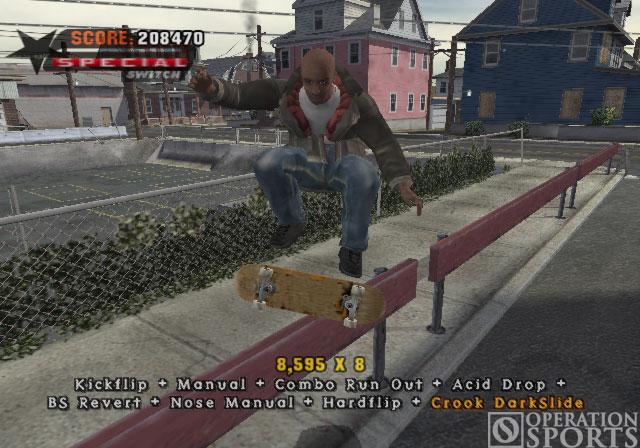 Tony Hawk's Underground Screenshot #3 for PS2