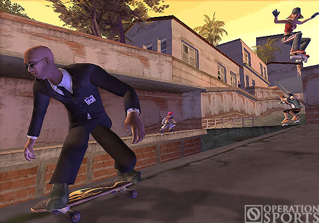 Tony Hawk's Downhill Jam Screenshot #1 for PS2