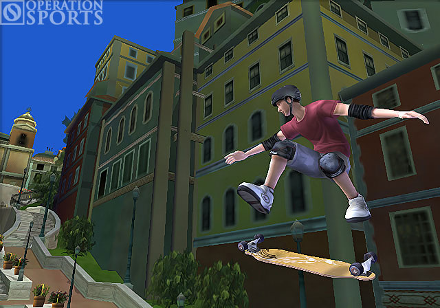 Tony Hawk's Downhill Jam Screenshot #2 for PS2