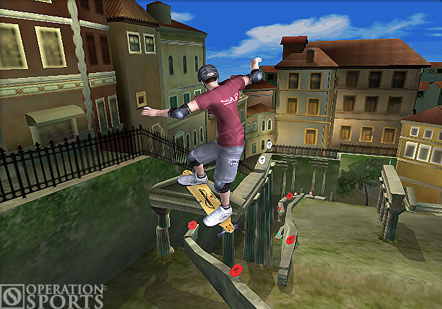 Tony Hawk's Downhill Jam Screenshot #3 for PS2