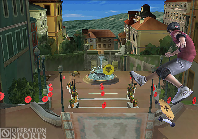 Tony Hawk's Downhill Jam Screenshot #4 for PS2