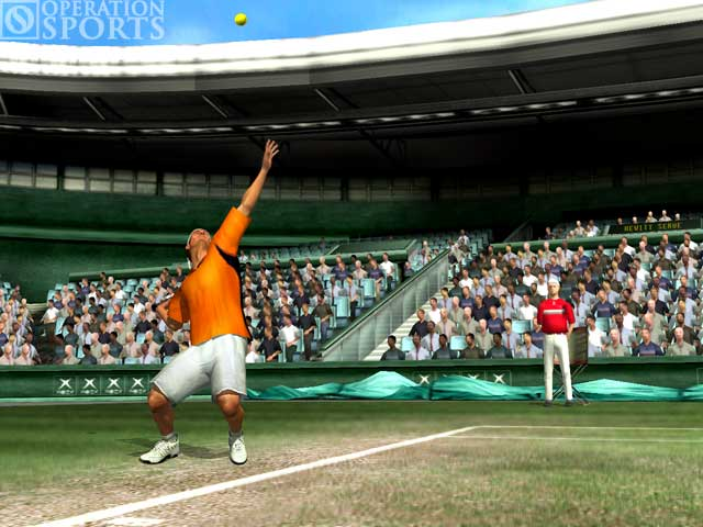 Top Spin Screenshot #1 for Xbox