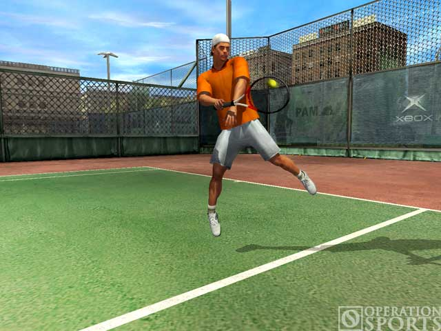 Top Spin Screenshot #3 for Xbox