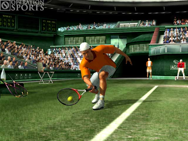 Top Spin Screenshot #4 for Xbox