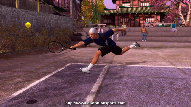 Top Spin 2 Screenshot #2 for Xbox 360