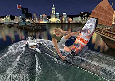 Wakeboarding Unleashed Screenshot #2 for PS2