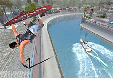 Wakeboarding Unleashed Screenshot #3 for PS2