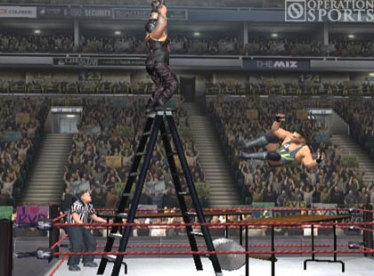 Wrestlemania XIX Screenshot #3 for NGC
