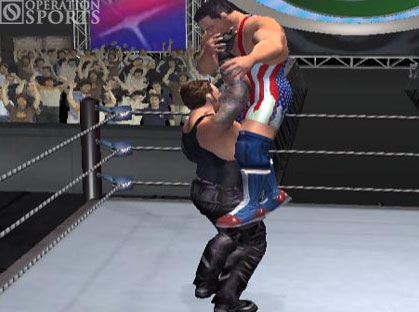 Wrestlemania XIX Screenshot #4 for NGC