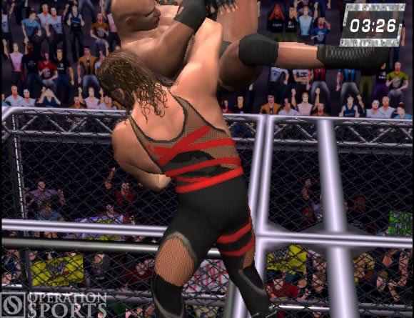 WWE Raw 2 Screenshot #2 for Xbox