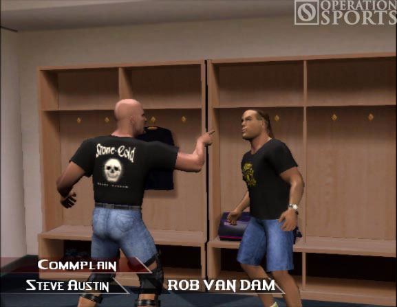 WWE Raw 2 Screenshot #3 for Xbox