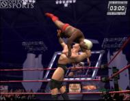 WWE Raw 2 screenshot #4 for Xbox - Click to view