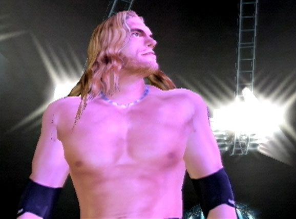 WWE Smackdown: Shut Your Mouth Screenshot #2 for PS2