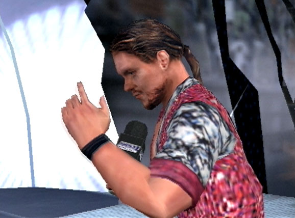 WWE Smackdown: Shut Your Mouth Screenshot #4 for PS2