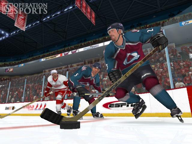 NHL 2K3 Screenshot #3 for Xbox