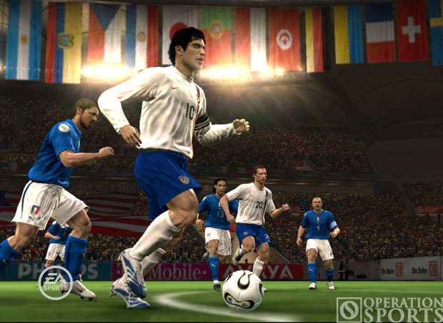 2006 FIFA World Cup Screenshot #1 for Xbox 360