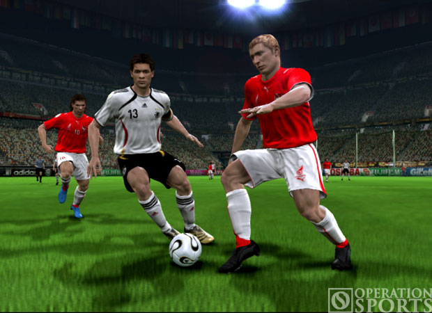 2006 FIFA World Cup Screenshot #2 for Xbox 360