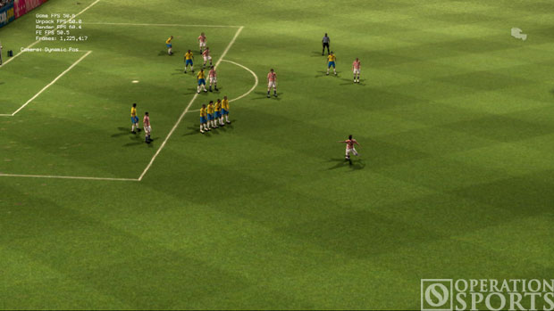 2006 FIFA World Cup Screenshot #3 for Xbox 360