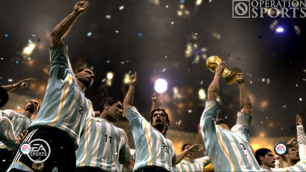 2006 FIFA World Cup Screenshot #5 for Xbox 360