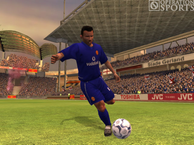 FIFA Soccer 2003 Screenshot #3 for Xbox