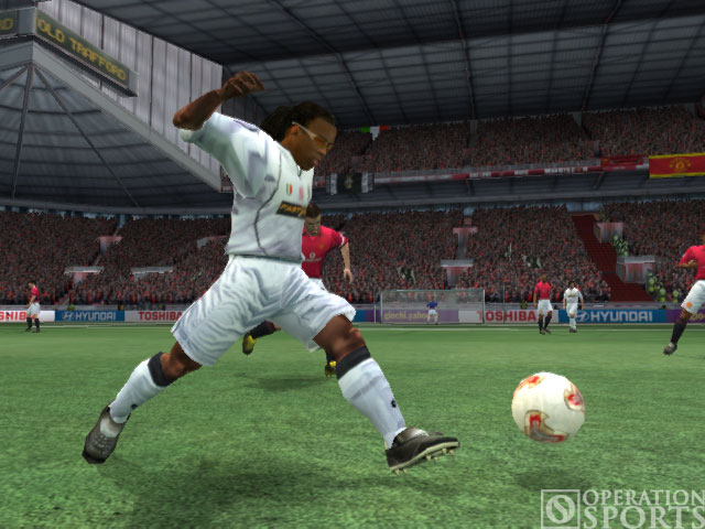 FIFA Soccer 2003 Screenshot #4 for Xbox