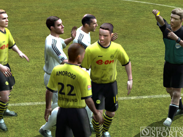 FIFA Soccer 2004 Screenshot #3 for Xbox