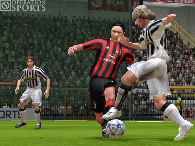 FIFA Soccer 2005 Screenshot #1 for Xbox