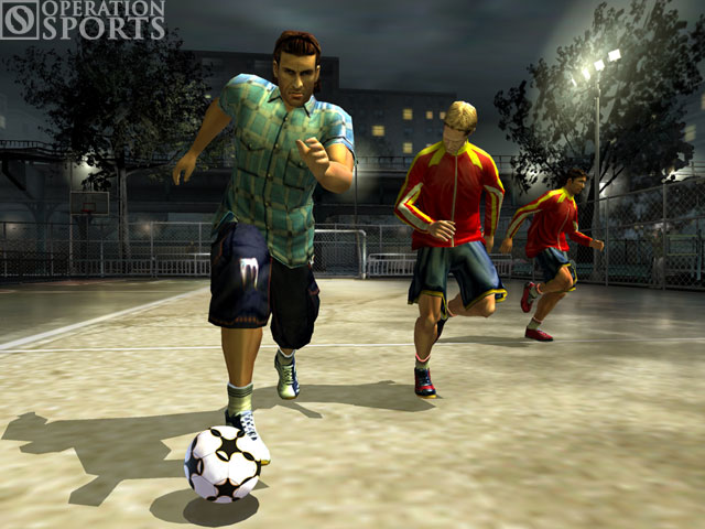 FIFA Street Screenshot #4 for Xbox
