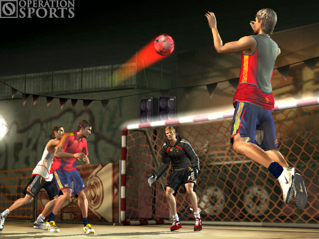FIFA Street 2 Screenshot #1 for Xbox