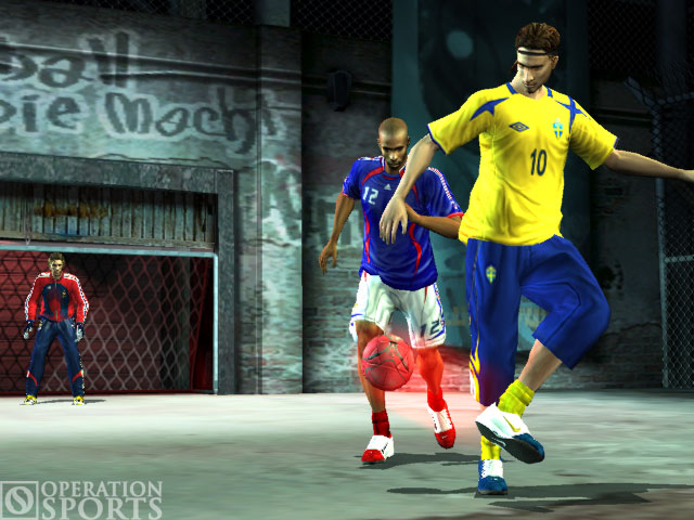 FIFA Street 2 Screenshot #2 for Xbox