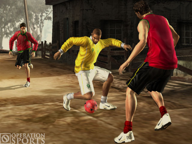 FIFA Street 2 Screenshot #3 for Xbox