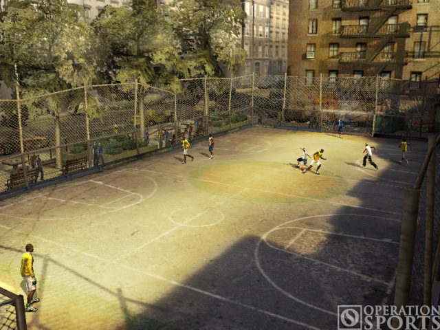 FIFA Street 2 Screenshot #4 for Xbox