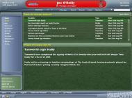 Football Manager 2006 screenshot #2 for PC - Click to view