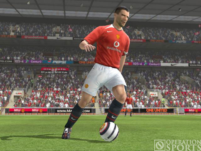Manchester United Club Football 2005 Screenshot #3 for PC