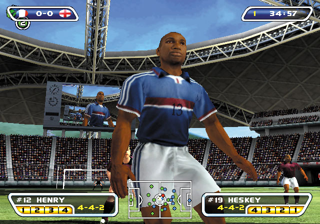 Red Card Soccer 20-03 Screenshot #4 for PS2