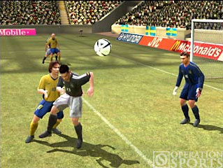 UEFA Euro 2004 Screenshot #2 for Xbox